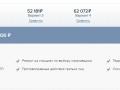 таблица о стоимости КАСКО по всем действующим программам
