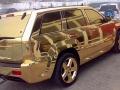 «Дубай» золотого цвета