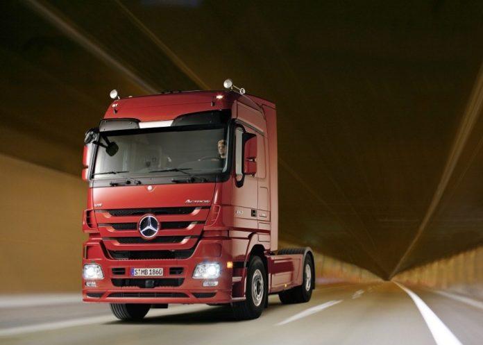Автокредит на грузовик