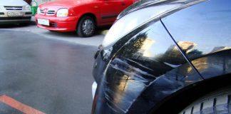 Что делать по КАСКО, если поцарапали машину во дворе