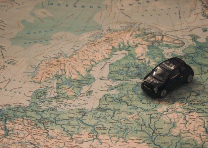 Страны действия Зеленой карты