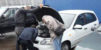 Аукцион автомобилей со штрафстоянки в Санкт-Петербурге