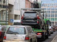 Действия при эвакуации автомобиля на штрафстоянку