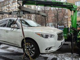 Как забрать машину со штрафстоянки в Санкт-Петербурге в 2018 году