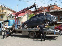 Как забрать машину со штрафстоянки после ДТП