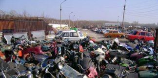 Как купить мотоцикл со штрафстоянки