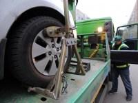 Эвакуация автомобиля на штрафстоянку за неправильную парковку в 2019 году