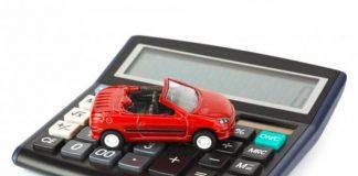 Перерасчет транспортного налога