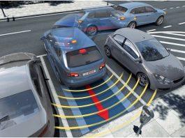 Система автоматической парковки.
