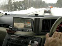 Камера обгона для праворульных машин