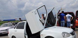 Регистрация внесения изменений в конструкцию автомобиля.