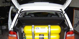 Регистрация газового оборудования на автомобиль.
