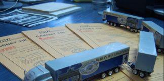 Договор перевозки грузов автомобильным транспортом.