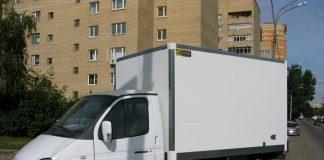 Грузоперевозки на личном грузовом автомобиле