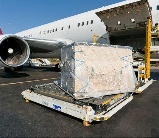 Авиаперевозки грузов.