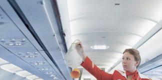 Безопасность при воздушных перевозках.