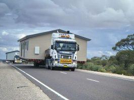 Габарит перевозки автотранспортом.