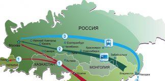 ЖД перевозки Казахстан-Россия.