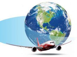 Международные авиаперевозки грузов.