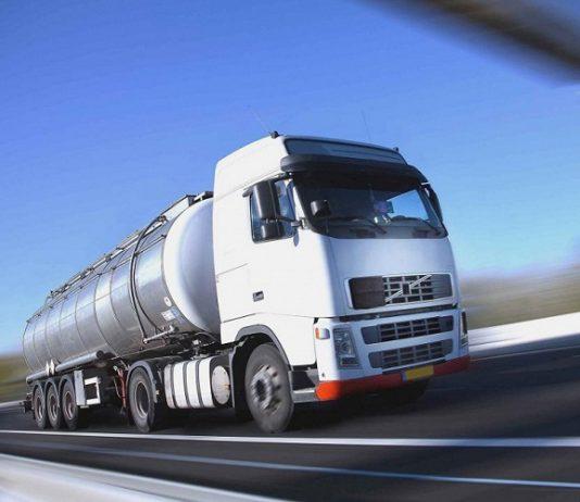 Перевозка наливных грузов автомобильным транспортом.