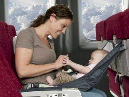 Правила перевозки детей в самолете.