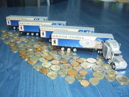Расчет стоимости перевозки груза автомобильным транспортом.