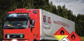 Договор на перевозку опасных грузов автомобильным транспортом.