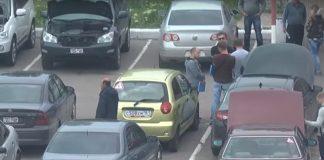 Езда без свидетельства о регистрации транспортного средства