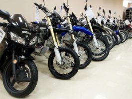 Растаможивание мотоцикла