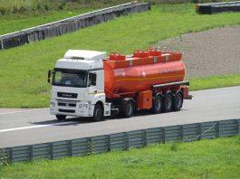 Перевозка опасных грузов автомобильным транспортом.
