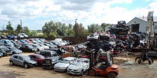 Пункты утилизации автомобилей.